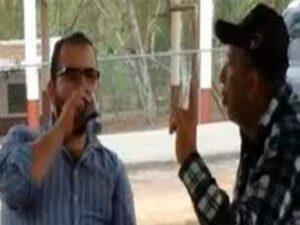 """Rodrigo Vallejo Mora alias """"EL Gerber""""  fue detenido por delincuencia organizada"""