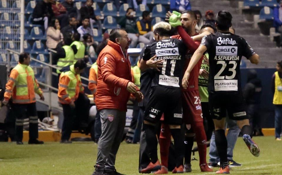 Liga MX: Necaxa golea a Puebla en la Jornada 5 del Clausura 2019