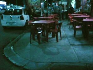 negocios banquetas cancun