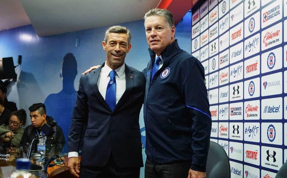 Copa MX: Peláez y Caixinha hablan de la eliminación de Cruz Azul