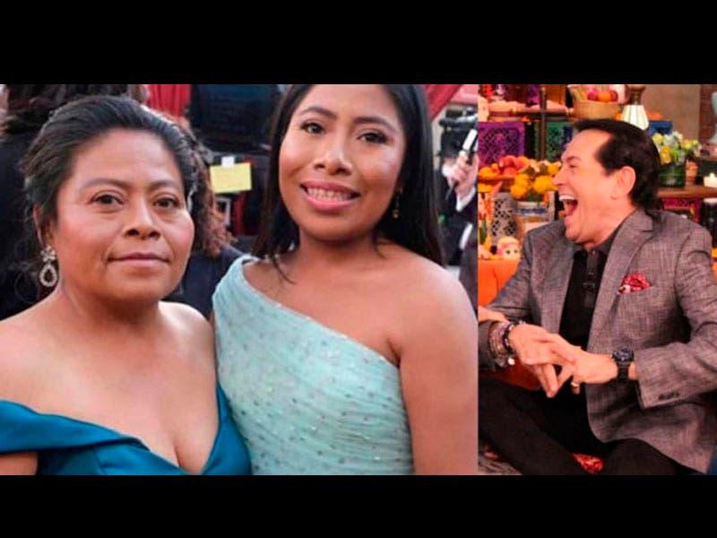 Vídeo: Destrozan a Pepillo Origel en redes sociales al criticar vestido de la mamá de Yalitza Aparicio en los Oscars 2019