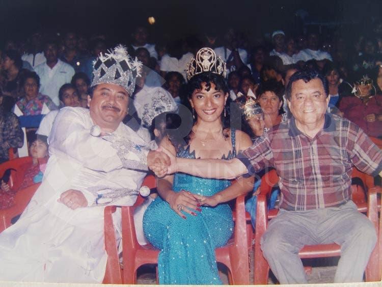 Reyes Primer Carnaval de Cancún