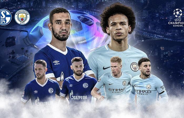 UEFA: En vivo Schalke vs Manchester en Octavos de la Champions League