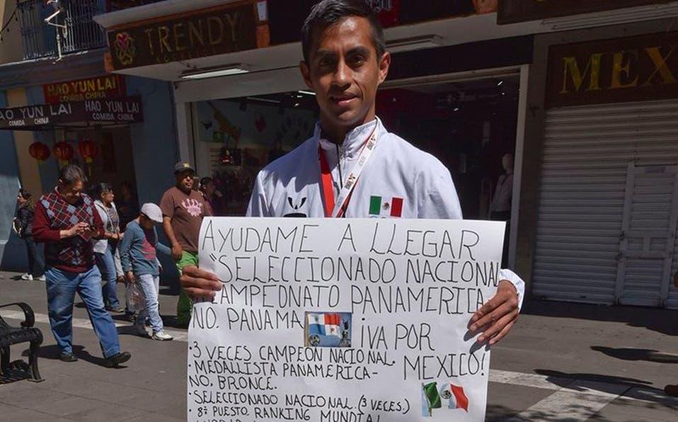 CONADE rompe el silencio sobre 'Taekwondoín botea en Toluca para ir a Panamá'