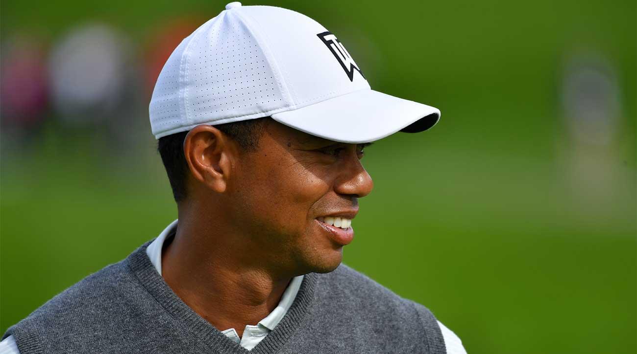Confirman asistencia de Tiger Woods al World Golf Championships México