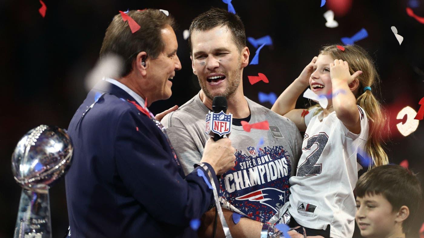 NFL: Las ilustraciones de Tom Brady tras ganar su sexto anillo de Super Bowl