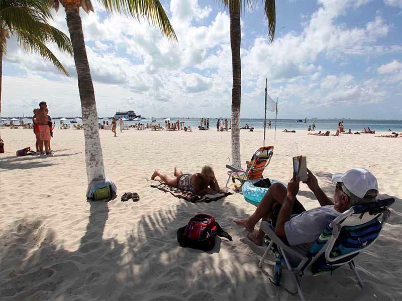 Isla Mujeres reportó buena ocupación en los hoteles y actividades turísticas