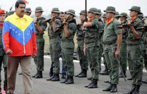 Nicolás Maduro da mensaje a los militares ante las amenazas del gobierno de Donald Trump