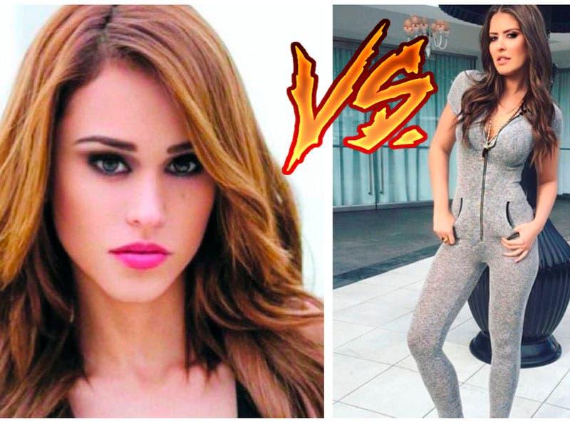 Fotos: Yanet García contra Vanessa Claudio, ¿Quién es la más sexy conductora?