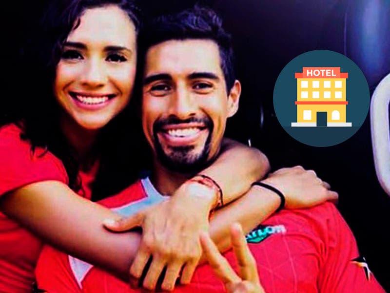 Vídeo: Exatlón: Cachan a Zudikey Rodríguez y Pato Araujo pasando la noche en un hotel