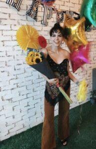 Yuya con su nuevo look y celebrando su cumpleaños 26