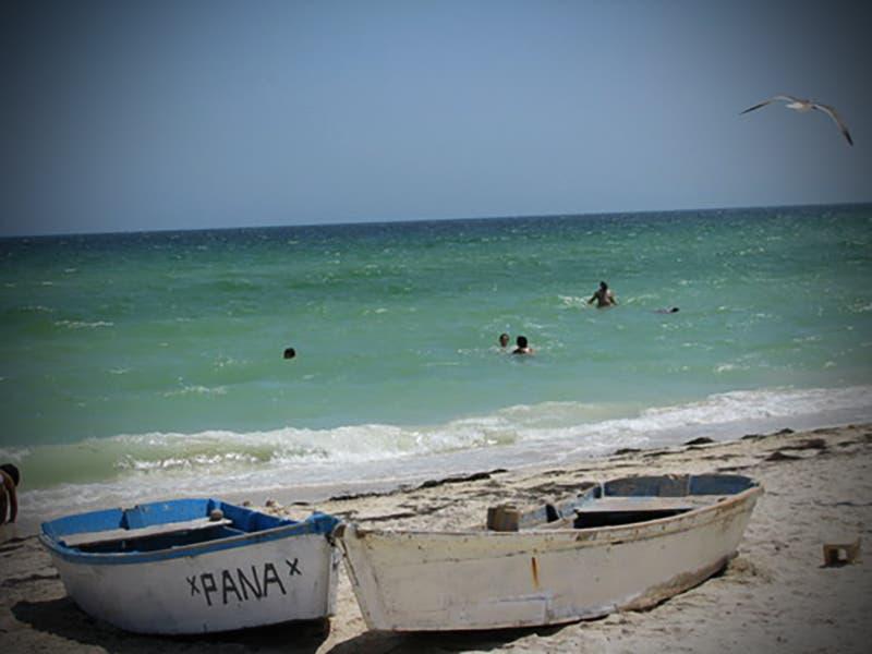 """Turistas que cumplían """"Challenge"""" casi se ahogan en Yucatán"""