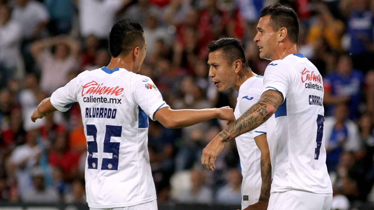 Liga MX: Cruz Azul derrota a Atlas en la Jornada 10 del Clausura 2019