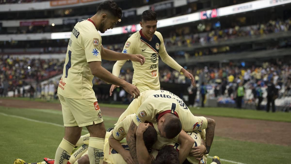 América juega mal, pero logra vencer al Puebla