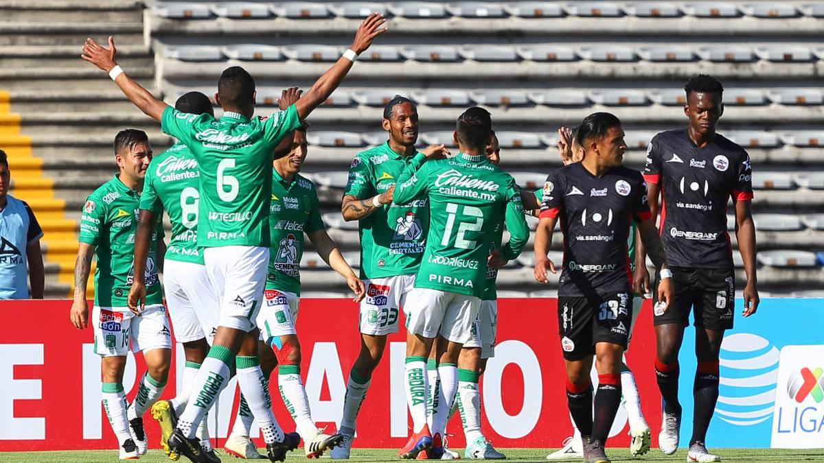 Liga MX: León derrota a Lobos BUAP en la Jornada 10 Clausura 2019