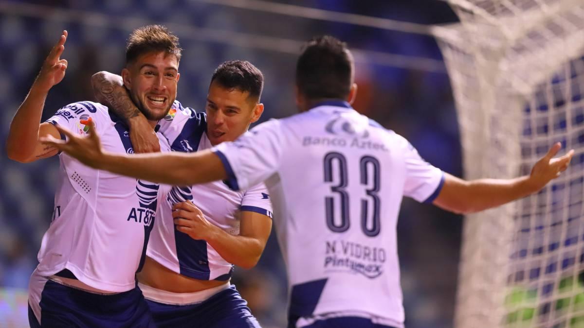 Liga MX: Puebla impone localía y derrota a Pumas en Jornada 11 Clausura 2019