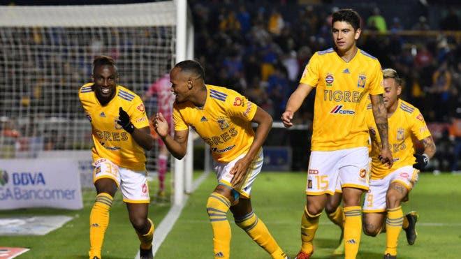 Liga MX: Tigres golea a Querétaro en la Jornada 11 del Clausura 2019