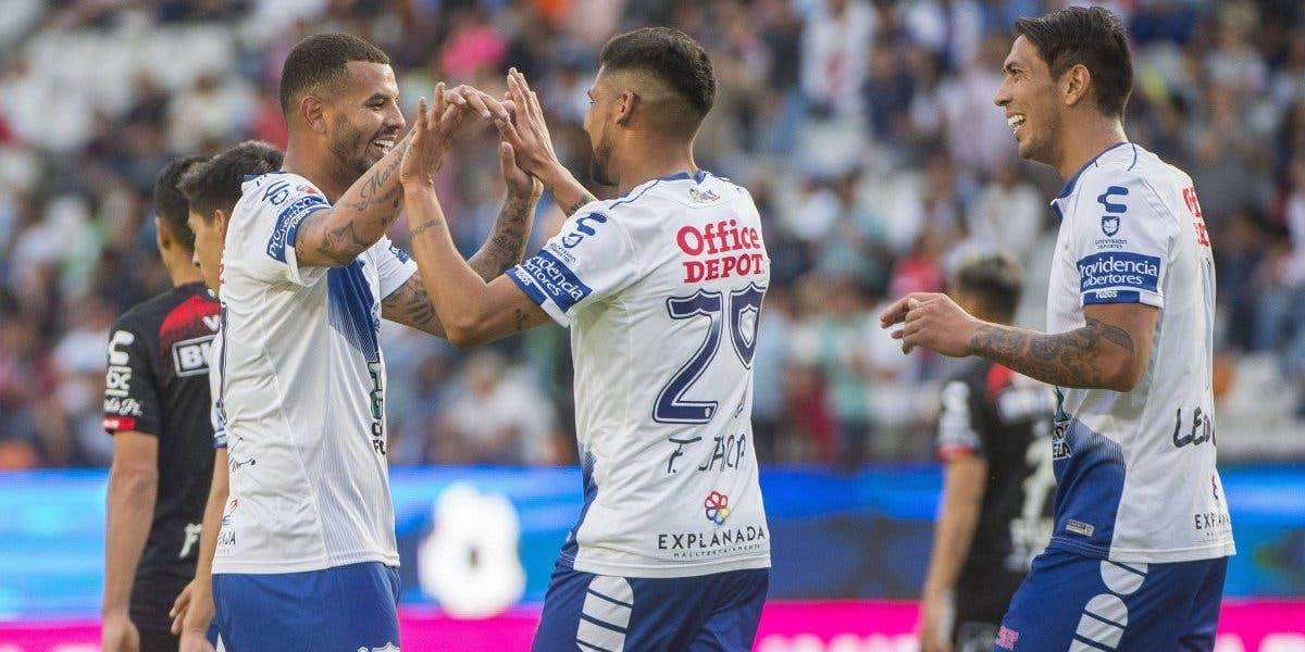 Liga MX: Pachuca golea a Xolos en la Jornada 10 del Clausura 2019