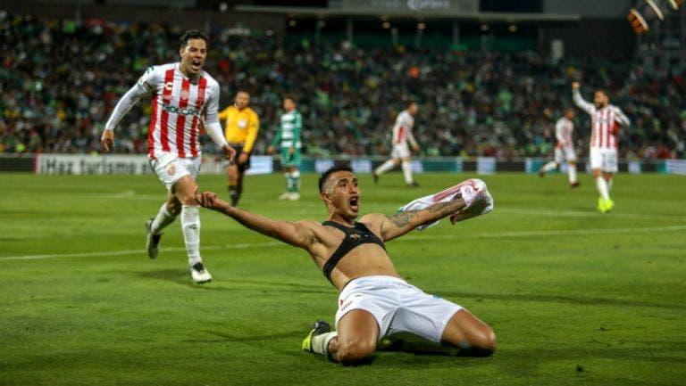 Liga MX: Necaxa rescata el triunfo ante Santos en Jornada 11 Clausura 2019