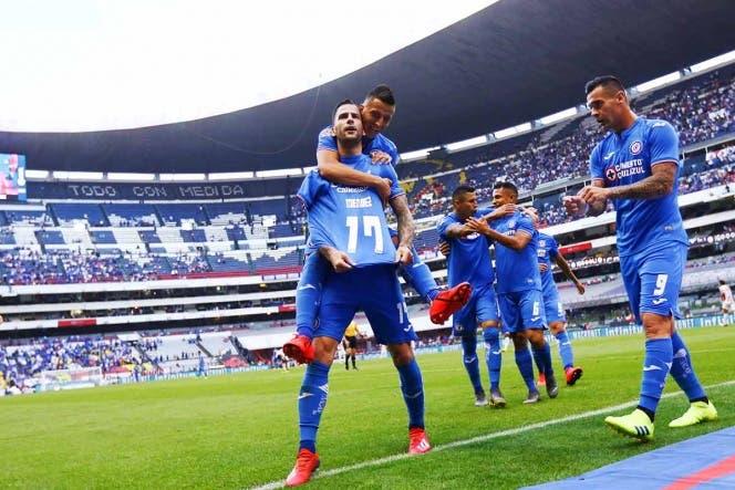 Liga MX: Cruz Azul derrota a Necaxa en la Jornada 9 del Clausura 2019