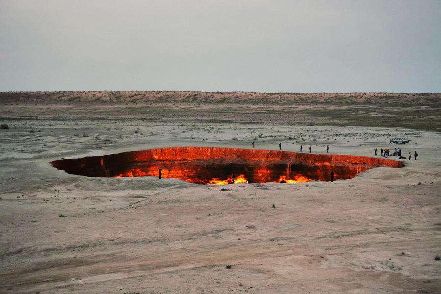Desierto Karakum