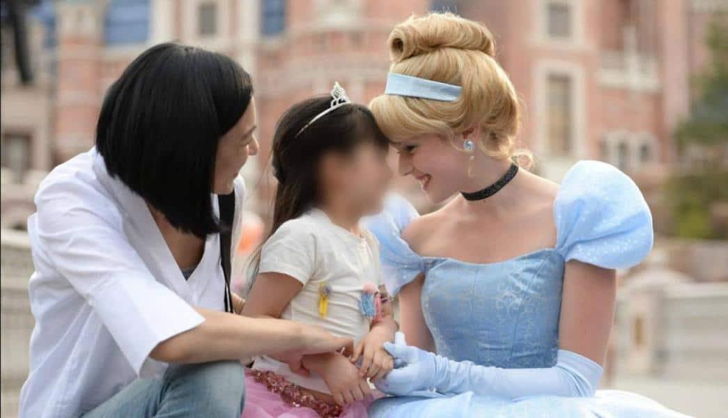 80 mil pesos mensuales para niñera que se disfrace como princesa