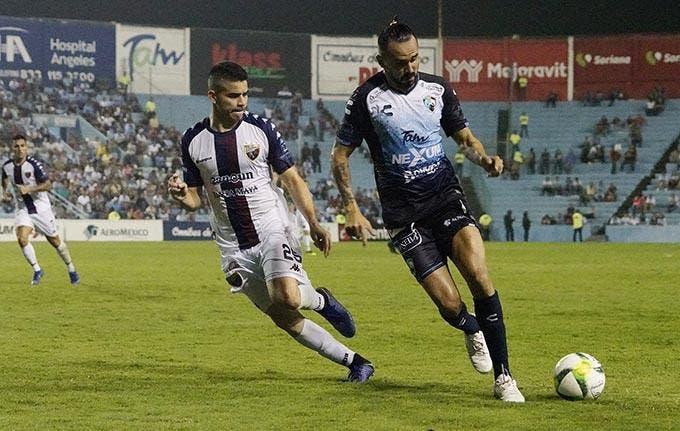 Ascenso MX: Tampico Madero y Atlante empatan 1-1 en Jornada 9 Clausura 2019