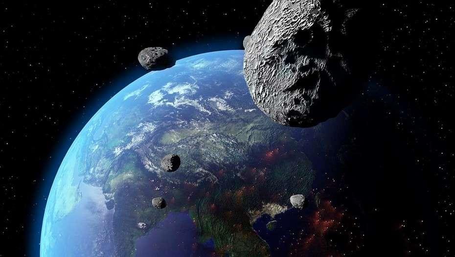El asteroide 2019 DN, fue observado por primera vez en el mes de febrero.