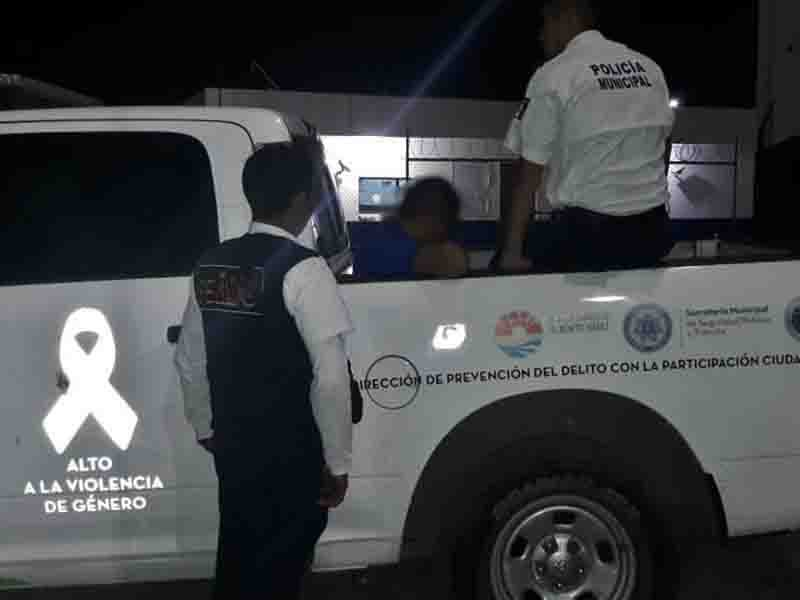 Detenido por Abuso sexual en Cancún