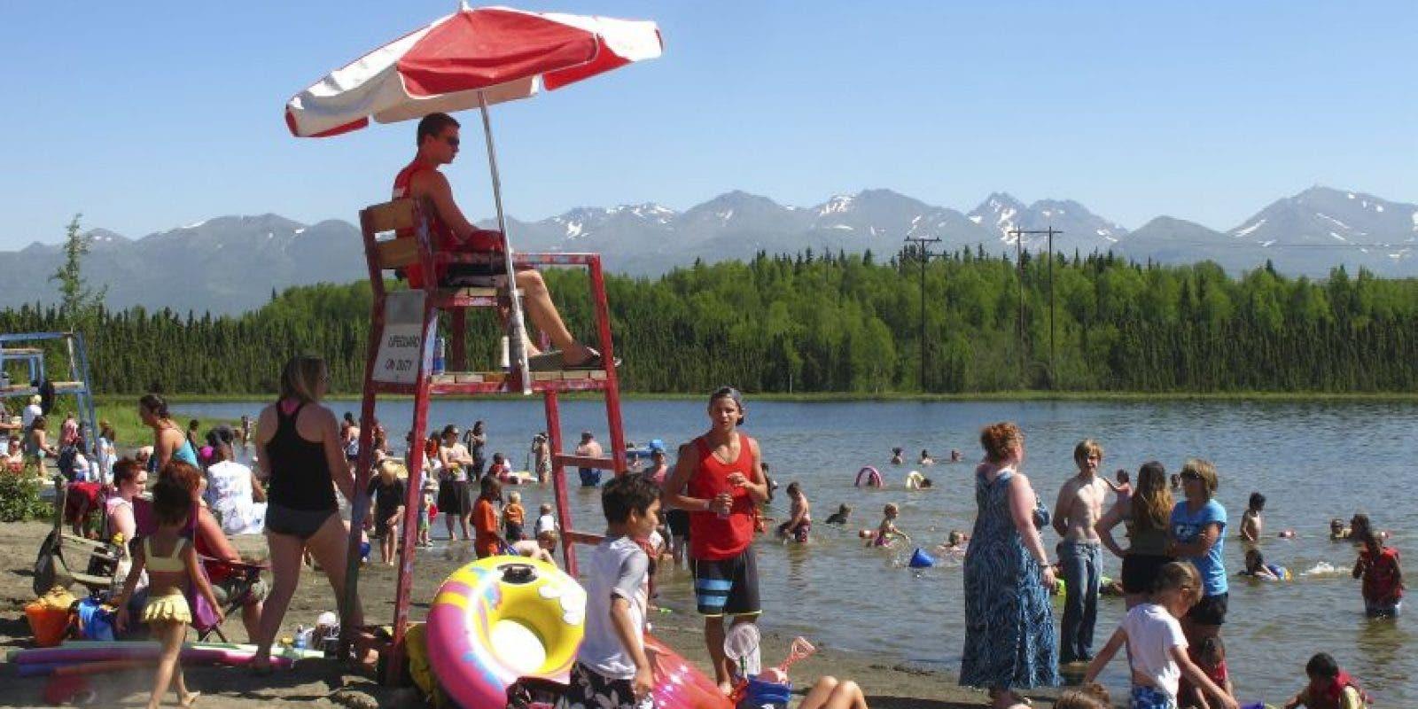 Mala noticia para todos: rompe récord Alaska en alta temperatura