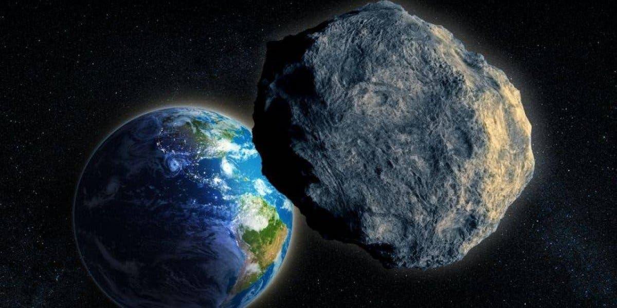 Este viernes un asteroide pasará cerca de la Tierra