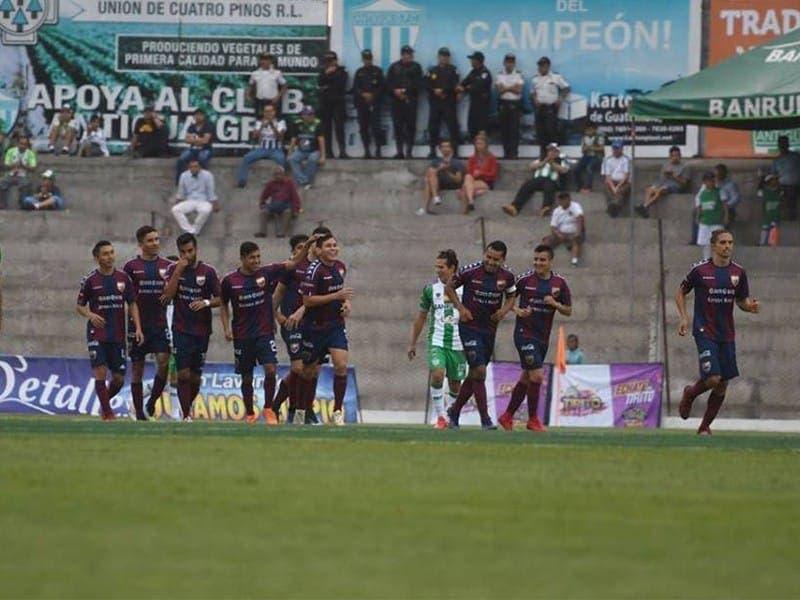 Ascenso MX: Atlante derrota a Antigua en partido amistoso