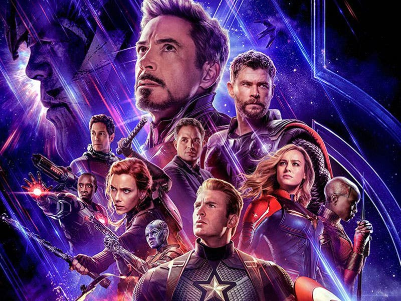 Nuevo tráiler de 'Avengers: Endgame' muestra a Captain Marvel