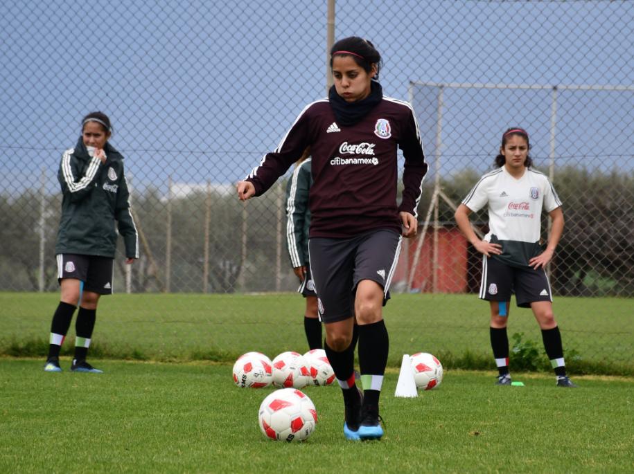 Selección Nacional Mexicana Femenil cierra fase de grupos en Copa Chipre