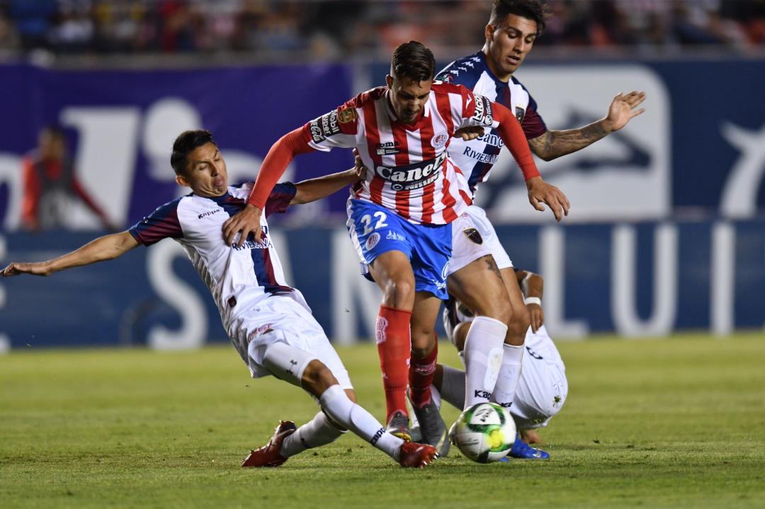 Ascenso MX: Atlético de San Luis y Atlante empatan en Jornada 11 del Clausura 2019