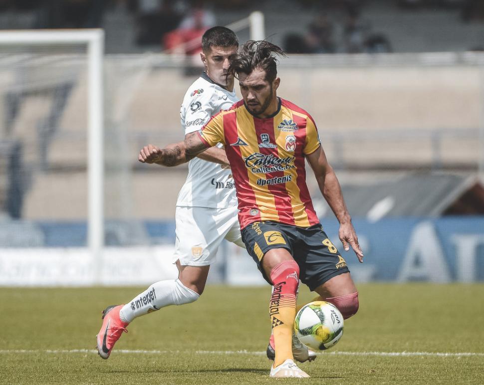 Liga MX: Pumas y Morelia empatan en la Jornada 10 del Clausura 2019