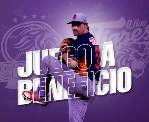 LMB: Los Tigres de Quintana Roo anuncian juego a beneficio ante Leones