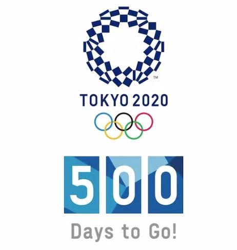 Tokio 2020: A 500 días de los Juegos Olímpicos, revelan pictogramas