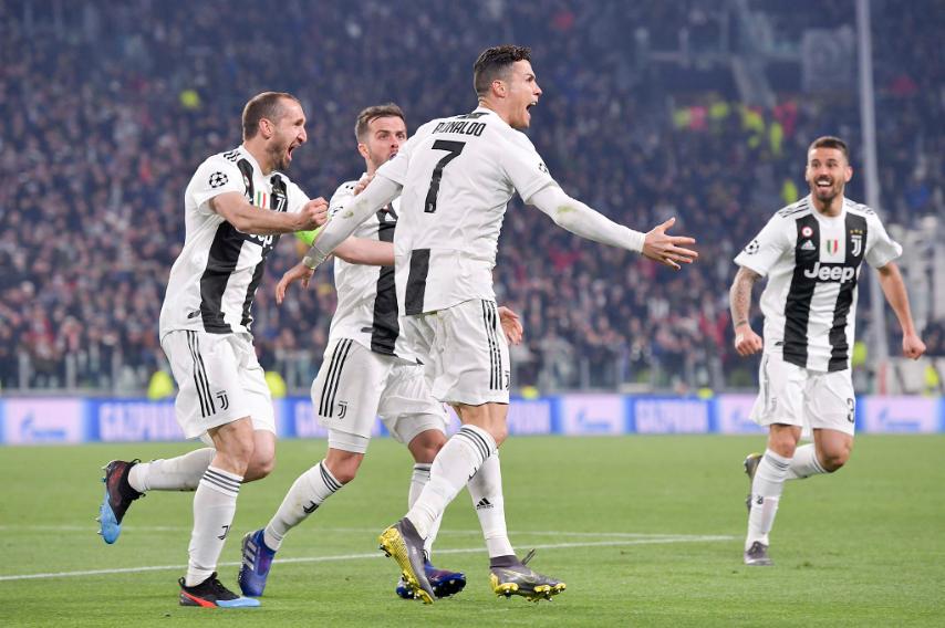 UEFA: Juventus elimina al Atlético de Madrid en Octavos Champions League
