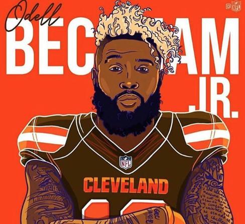 NFL: Odell Beckham Jr. rompe el silencio tras dejar a los Giants y llegar a los Browns