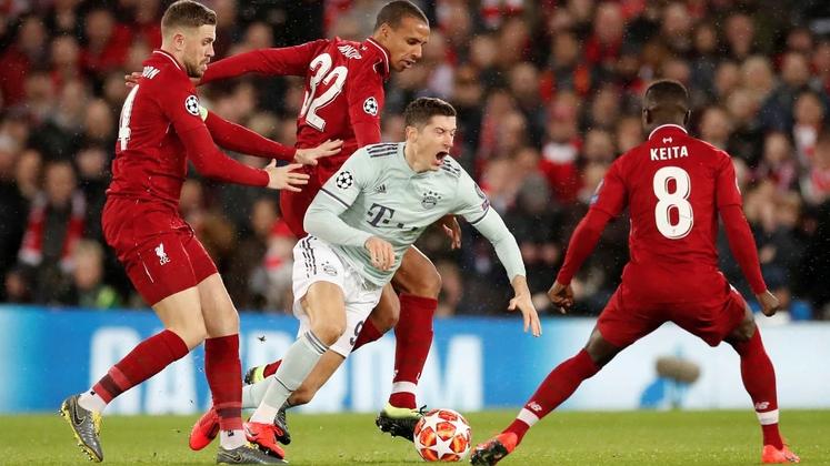 UEFA: Horario y dónde ver en vivo Bayern vs Liverpool Octavos Champions League