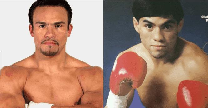 Juan Manuel 'Dinamita' Márquez y Humberto 'Chiquita' González al Salón de la Fama de Nevada