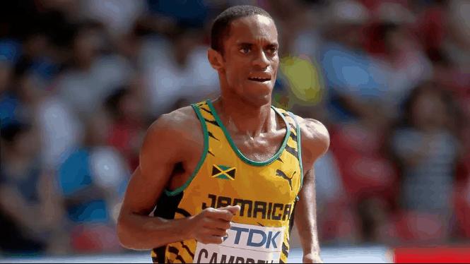 Kemoy Campbell, el atleta que dieron por muerto y ahora quiere regresar a la pista
