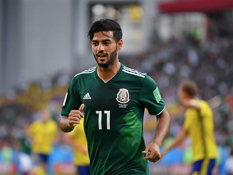 Carlos Vela habla sobre su participación son la Selección Mexicana