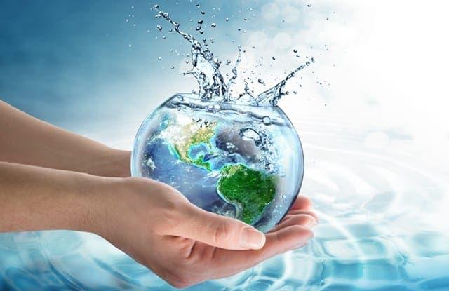 La conmemoración no fue para festejar, sino para para hacer conciencia sobre lo que se hace para el cuidado del agua