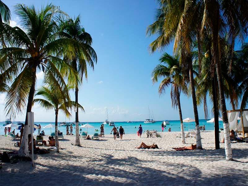 Playa Norte de Isla Mujeres se mantiene como una las mejores del mundo