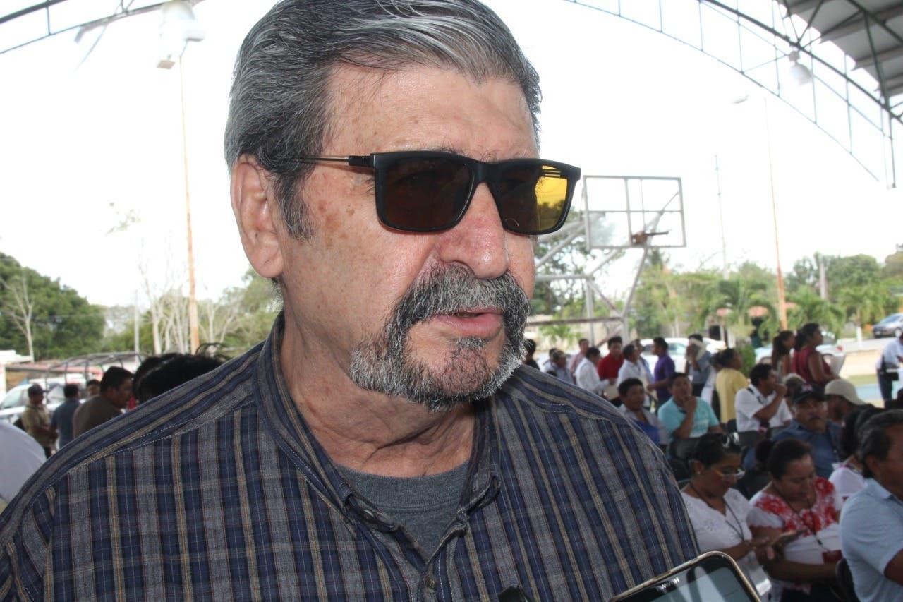 Director de Consulta del Instituto Nacional de los Pueblos Indígenas, Carlos Moreno Derbez
