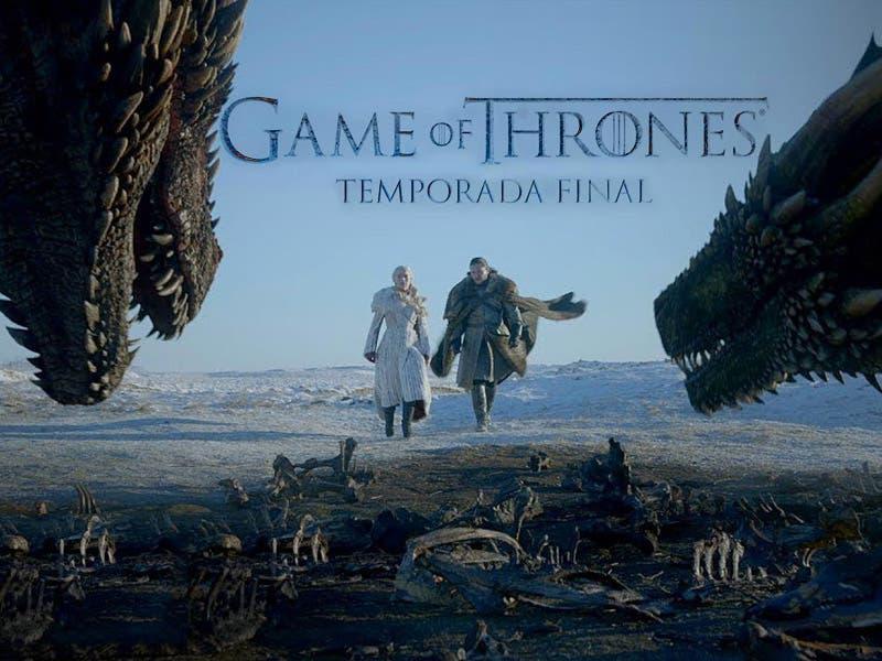 Game of Thrones: Liberan tráiler oficial de la temporada final