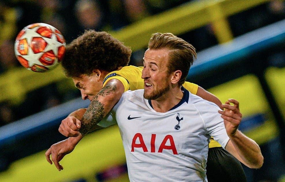 UEFA: Tottenham elimina al Dortmund en Octavos de la Champions League