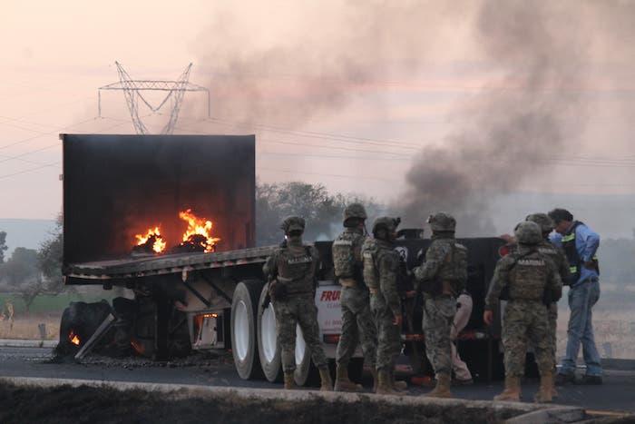 Mientras estas sabandijas delincuenciales se reparten el queso, Guanajuato y sus municipios tienen que padecer sus tropelías y que sigan incendiando al estado.
